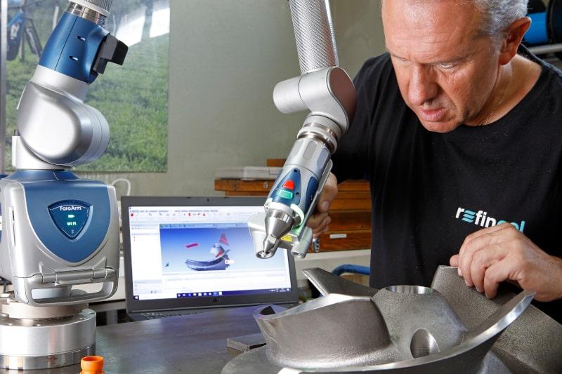 Oficina técnica, análisis y diseño de piezas especiales